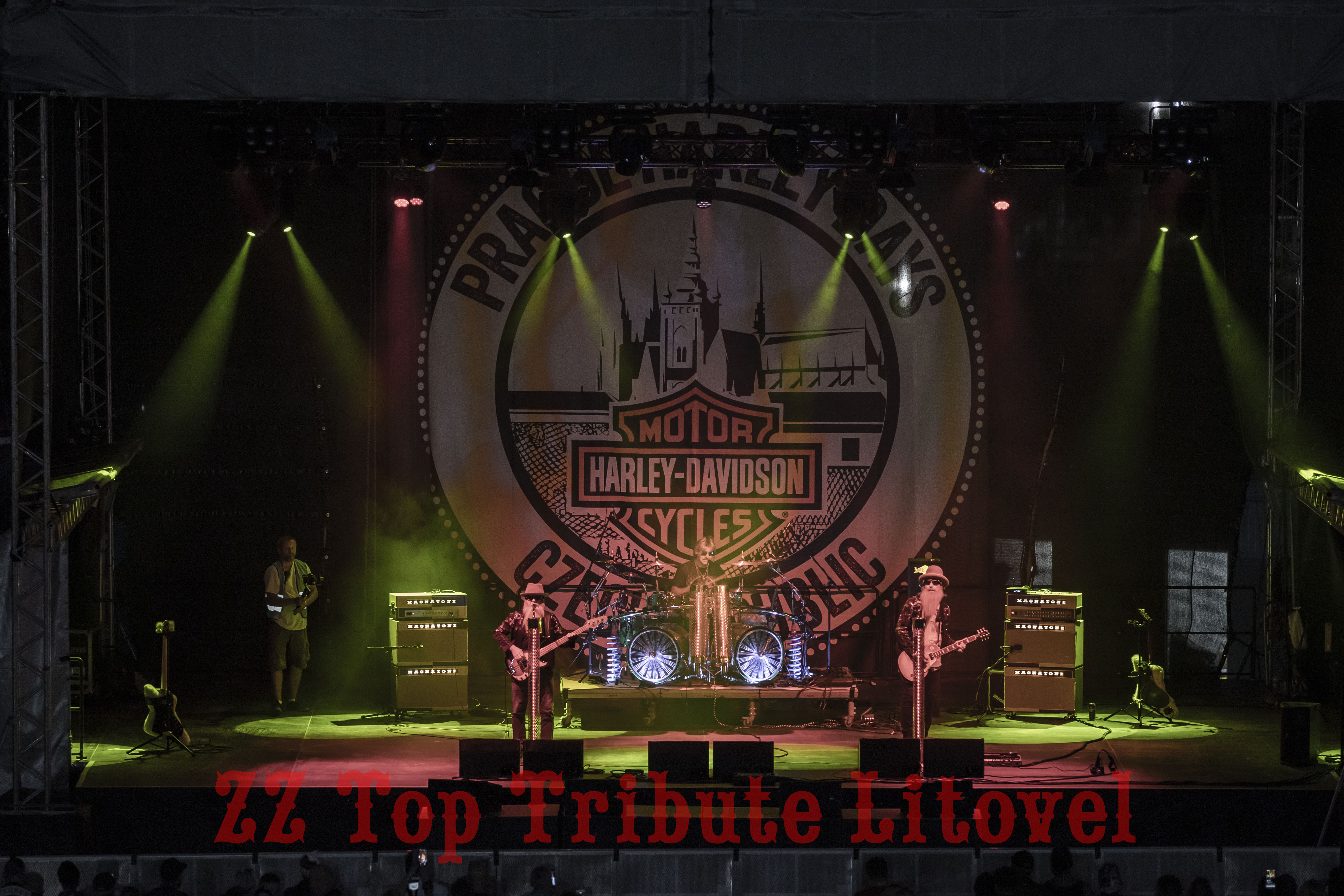 ZZ Top Revival-Tribute Litovel 110